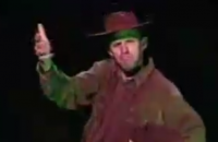 (搞笑)外国聋人手语 墨西哥手语枪与马