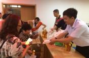 青岛市爱心企业关注聋人群体,传递无声关爱