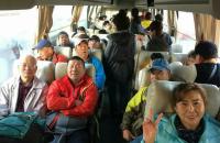 青岛聋人联谊会赴莱阳一日游